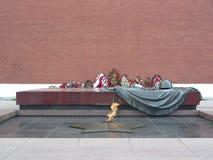 wieczny płomień Moscow Zdjęcie Royalty Free