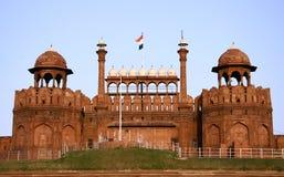 wieczorem indu delhi bramy nieba Obrazy Royalty Free