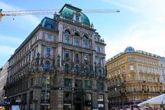 Wiedeń śródmieście obraz royalty free