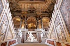 Wiedeń w Kunsthistorisches muzeum, Wiedeń obrazy royalty free