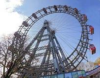 Wiedeński gigantyczny koło Obraz Stock