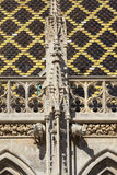 WIEDEŃ, AUSTRIA, E U - CZERWIEC 05, 2016: St Stephen katedra (S Zdjęcie Stock