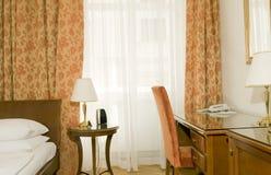 4 Wiedeń Austria gwiazdowy pokój hotelowy Zdjęcie Stock