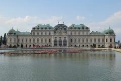 Wiedeń belweder Ai Weiwei Zdjęcie Royalty Free