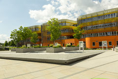 Wiedeń kampus Fotografia Stock