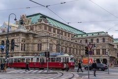 Wiedeń opera Obrazy Stock
