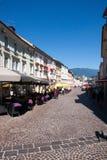 Wiedeń Stary miasteczko w Austria Obraz Royalty Free
