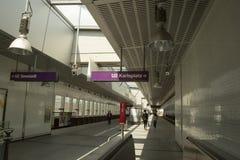 Wiedeń U-Bahn Zdjęcia Stock