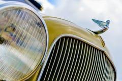 1933 wieder hergestelltes Plymouth Lizenzfreies Stockfoto