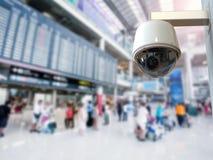 Wiedergabe 3d Überwachungskamera- oder cctv-Kamera Lizenzfreie Stockbilder