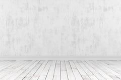 Wiedergabe 3d des sauberen offenen Raumes Lizenzfreie Stockfotos