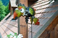 Wiedergabe eines Eisenvogels Lizenzfreies Stockbild