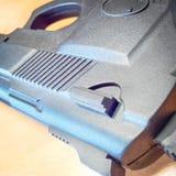 Wiedergabe eines Gewehrs Lizenzfreies Stockbild