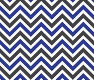 Wiederholen von geometrischen Fliesen mit Volumendiagonalzickzack Lizenzfreies Stockfoto