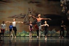 Wiederholung-Ballett Stockbilder