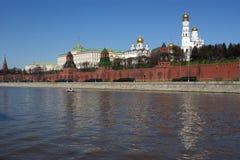Wiederholung der Militärparade auf Rotem Platz Moskau, Russland stockbilder