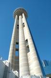Wiedervereinigung-Kontrollturm in Dallas Lizenzfreie Stockfotos