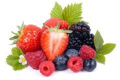 świeże owoce Zdjęcie Stock