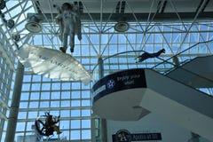 Wiege des Luftfahrt-Museums auf Long Island in New York, USA lizenzfreie stockfotos