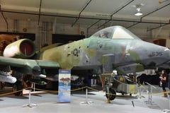 Wiege des Luftfahrt-Museums auf Long Island in New York, USA stockfoto