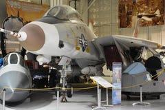 Wiege des Luftfahrt-Museums auf Long Island in New York, USA stockfotos