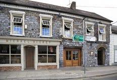 Wiejscy Irlandzcy puby i bary Obrazy Stock