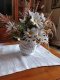 Wiejska dekoracyjna waza obrazy royalty free