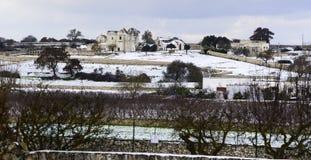 Wiejska wsi Puglia wieś zdjęcie royalty free