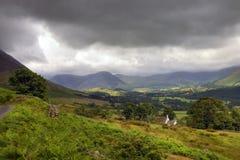 Wiejski Cumbria Fotografia Stock