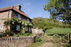 wiejski dom Zdjęcia Royalty Free