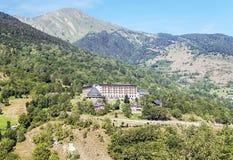 Wiejski hotel Fotografia Royalty Free