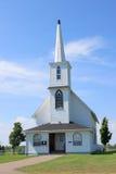Wiejski kościół Obraz Stock