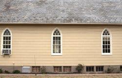Wiejski kościół w Chalfont, Pennsylwania Obraz Royalty Free