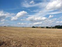 Wiejski krajobraz zdjęcia stock