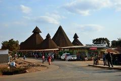 Wiejski rynek, Kenja Zdjęcie Stock