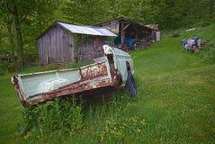 wiejski sceniczny Virginia Zdjęcie Royalty Free