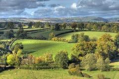 Wiejski Shropshire Zdjęcia Royalty Free
