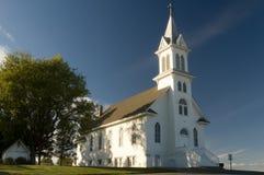 Wiejski Waszyngtoński kościół Zdjęcia Royalty Free