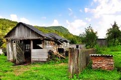 wiejskiego życia zdjęcie stock