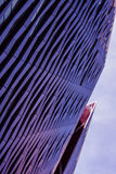 21 wiek kondygnaci budynku Wielo- b Obraz Royalty Free