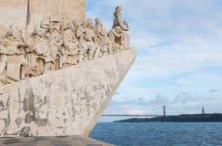 Wiek odkrycie pomnikowi w Lisbon, Portugalia Obrazy Stock