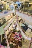 Wieka miasta centrum handlowe Makatti Obrazy Stock