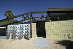 wieka Nowożytny Domowy patio obraz stock