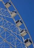 Wiel van de observatiewiel van Brisbane Stock Fotografie