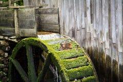 Wiel van een molen Stock Afbeeldingen