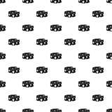 Wiel van kaaspatroon, eenvoudige stijl Royalty-vrije Stock Foto's
