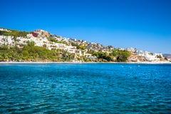 Wielbłąd plaża, Bodrum, Turcja fotografia royalty free
