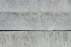 Wielcy masywni betonowi bloki Zdjęcia Stock