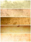 wielcy tło sztandary Zdjęcie Stock