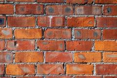 Wiele ściana z cegieł tło Obrazy Stock
